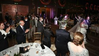 Millet İttifakı bu düğünde buluştu