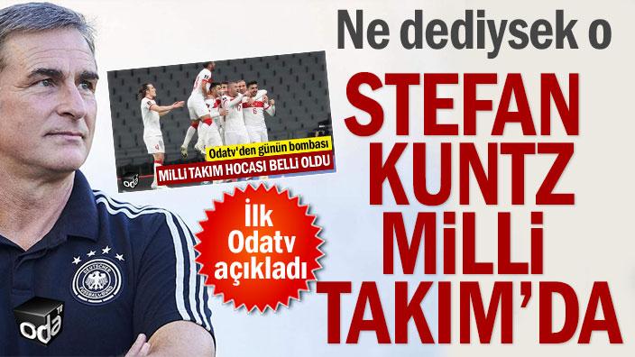 Ne dediysek o: Stefan Kuntz Milli Takım'da