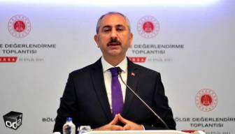 Adalet Bakanı'ndan adalete çok ağır eleştiri