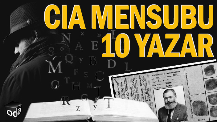 10 CIA mensubu yazar