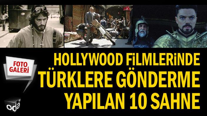 Hollywood filmlerinde Türklere gönderme yapılan 10 sahne