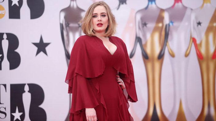 Adele, resmen ilan etti