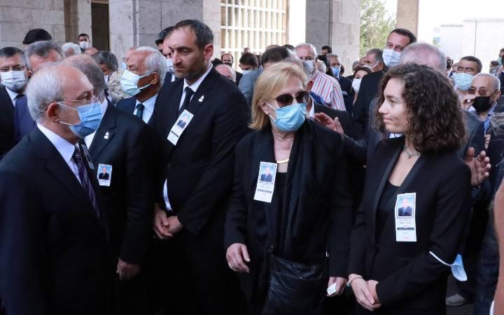 Şahin Mengü'nün cenazesine kimler katıldı