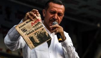 Erdoğan'ın metin yazarı itiraf etti: Çok pişmanım