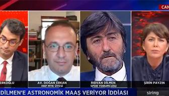 """Rıdvan Dilmen'den Odatv'ye teşekkür... """"Gerçek bir gazetecilik yaptılar"""""""