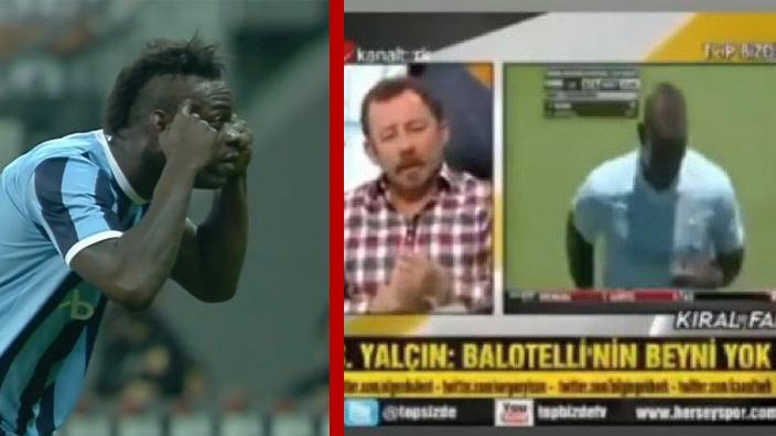 Balotelli o sözleri unutmamış
