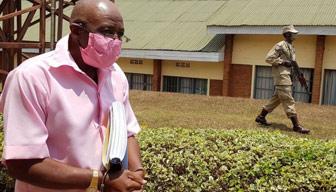 Hotel Rwanda'nın yıldızına hapis