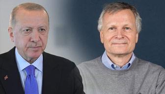 Erdoğan, Çetin Doğan'ın damadıyla pişti oldu