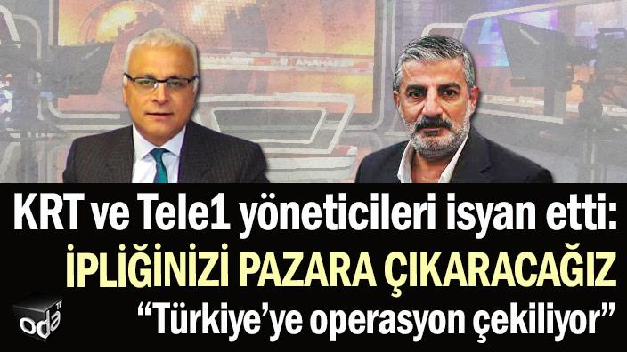 KRT ve Tele1 yöneticileri isyan etti: İpliğinizi pazara çıkaracağız