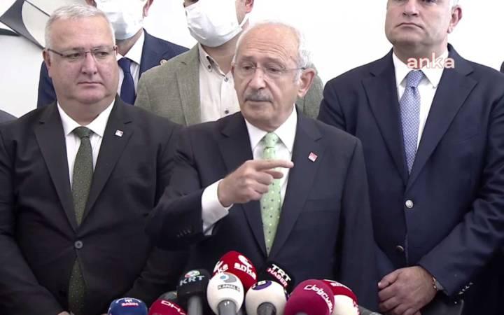 Kılıçdaroğlu'ndan Bahçeli'ye HDP yanıtı: O zaman el kaldırmasınlar