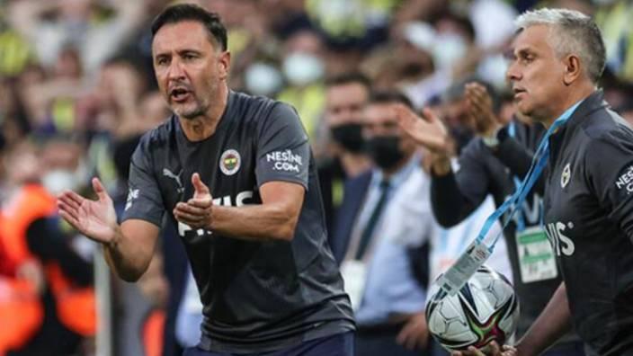 Fenerbahçe'de Pereira neşteri vurdu