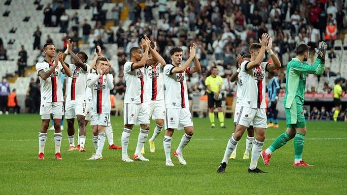 Beşiktaş'ta yedek kalmadı