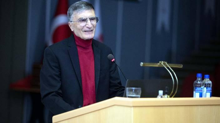 Aziz Sancar, Fatih Sultan'ın sözüyle seslendi