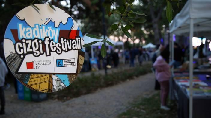 Çizgi festivali Kadıköy'de