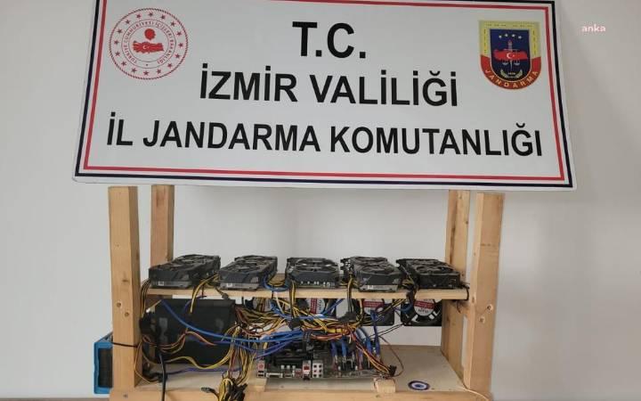 İzmir'de kripto para operasyonu