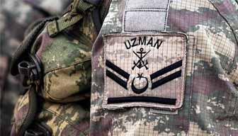 Orduda bir ilk