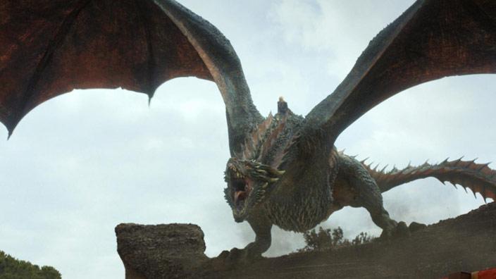 Yeni Game of Thrones'ta kaç ejderha olacak