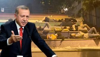 Öğrencilerden Erdoğan'a yanıt