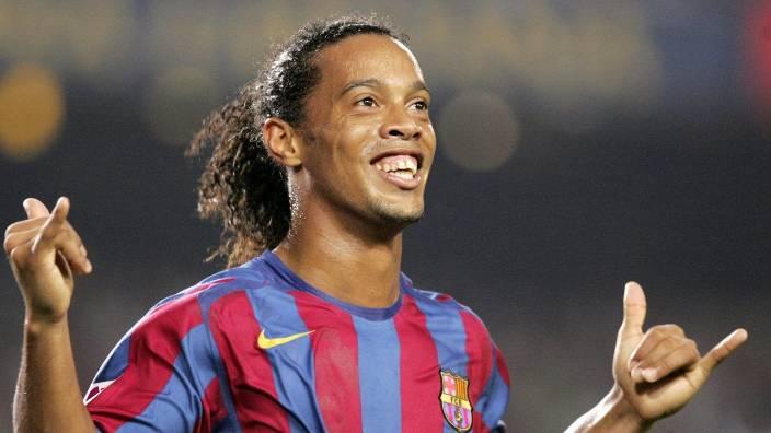 Ronaldinho Diyarbakırspor'daydı...