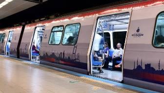 Son Dakika... Metro seferleri başladı