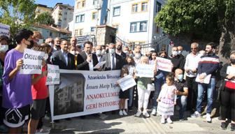 """""""Bilal Erdoğan'ın başkanvekili olduğu vakıf dahi olsa..."""""""