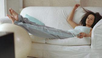 Bu masajı mutlaka uygulayın… Hareketsiz yaşamın zararları