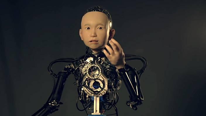 Yalnızlığa karşı robot üretildi