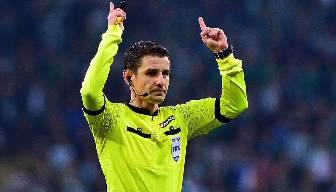 Lille maçına Türk hakem