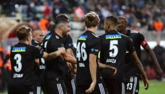 Beşiktaş stopersiz Şampiyonlar Ligi'nde