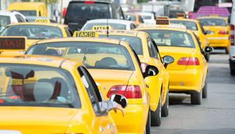 İstanbul'a yeni taksiler geliyor