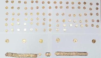 Gramajı eksik çıkan altınlar ele geçirildi