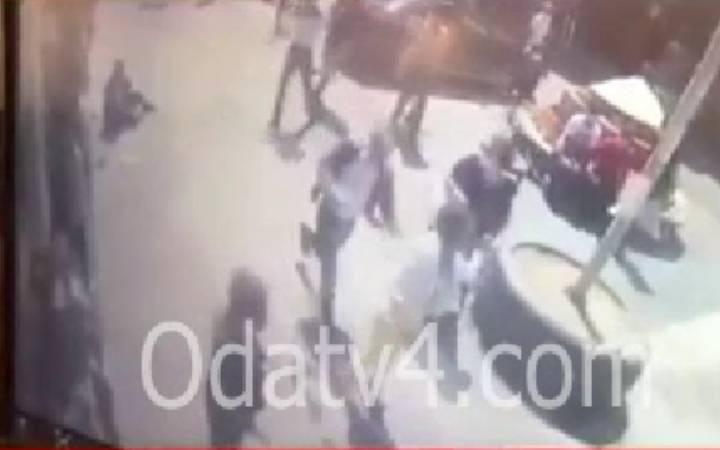 Buğra Kavuncu'ya saldıran zanlı tahliye edildi