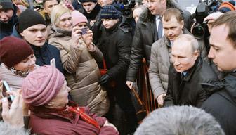 Putin'den yoksulluk itirafı
