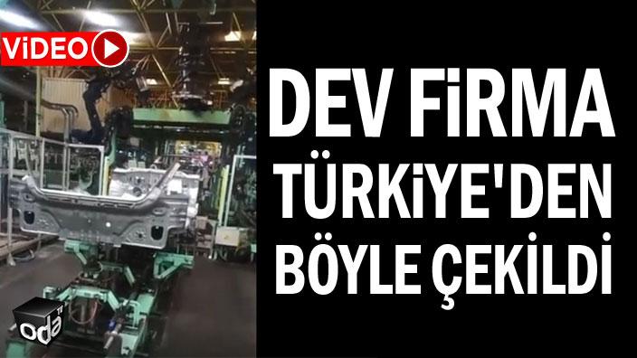 Dev firma Türkiye'den böyle çekildi