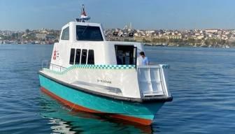 Deniz taksilerinin fiyatı belli oldu