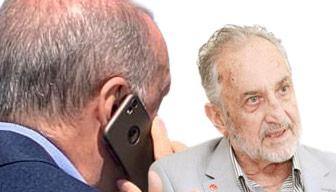 Tayyip Erdoğan'la Oğuzhan Asiltürk telefonda neden kavga etti