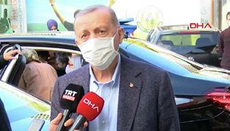 """Erdoğan'dan dikkat çeken sözler... """"Tanzim"""" geri geliyor"""