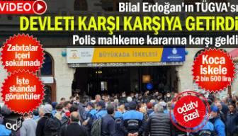 ODATV ÖZEL | Bilal Erdoğan'ın TÜGVA'sı devleti karşı karşıya getirdi