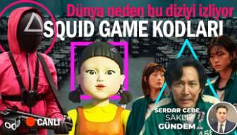 ODATV CANLI | Dünya Neden Bu Diziyi İzliyor | Squid Game Kodları