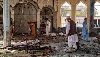 Afganistan'da camide patlama