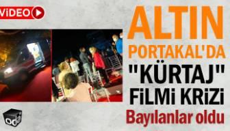 """Altın Portakal'da """"Kürtaj"""" filmi krizi... Bayılanlar oldu"""