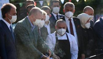 """Bahçeli """"Terörist kebapçılar"""" dedi: Erdoğan kebap tezgahının başına geçti... Cumhur İttifakı'nda çatlak"""