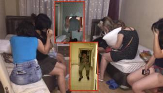 Gizli bölme detayı...  231 kadın yakalandı, 31 bin TL ceza kesildi