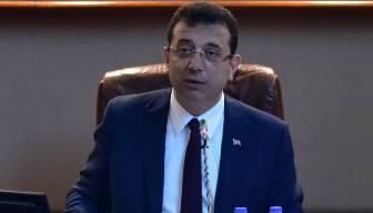 İmamoğlu'ndan Cumhur İttifakı'na veto