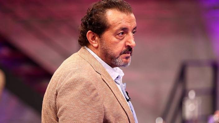 Mehmet Şef bir anda patladı: Seni gönderiyorum