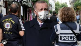 Maske tartışmasından 'Erdoğan' çıktı
