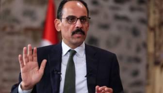Erdoğan - Biden görüşmesinden önce Kalın'dan açıklamalar