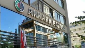 Ankara Barosu Akit için harekete geçti
