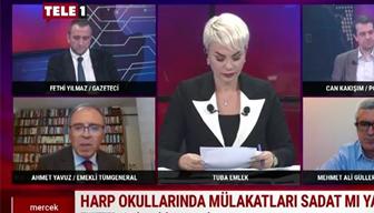 Emekli Tümgeneral Ahmet Yavuz'dan tartışılacak sözler