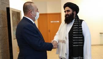 Çavuşoğlu ile görüşen Taliban Bakan Vekili bakın nereden çıktı… Türkiye mal varlığını dondurmuş